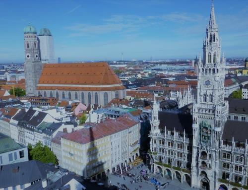 Auswärtsspiel in Bayern